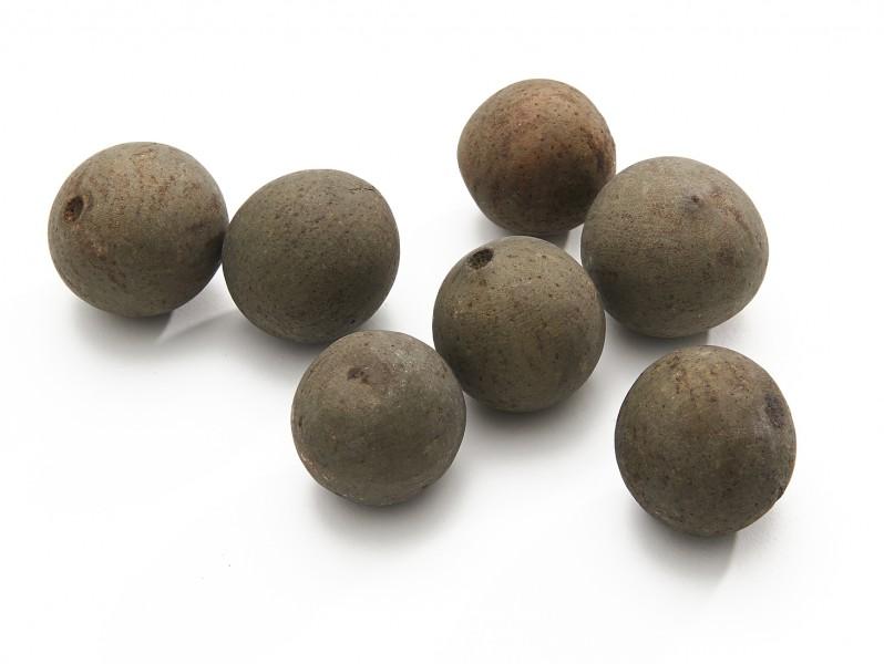 Baby Bell grau Ø2-4cm 10 Stück | Aegle marmelos