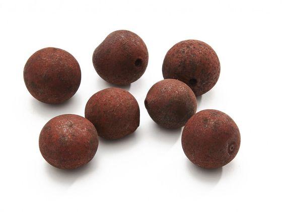Baby Bell braun Ø2-4cm 10 Stück | Aegle marmelos – Bild