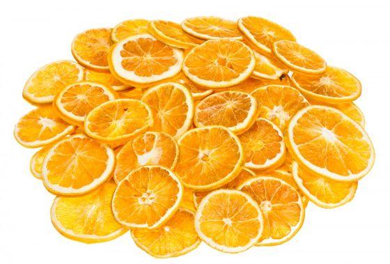 Orangenscheiben 50 Stück – Bild