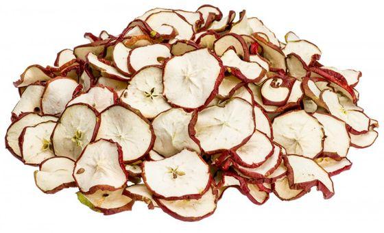 Apfelscheiben rot 500g Btl. – Bild