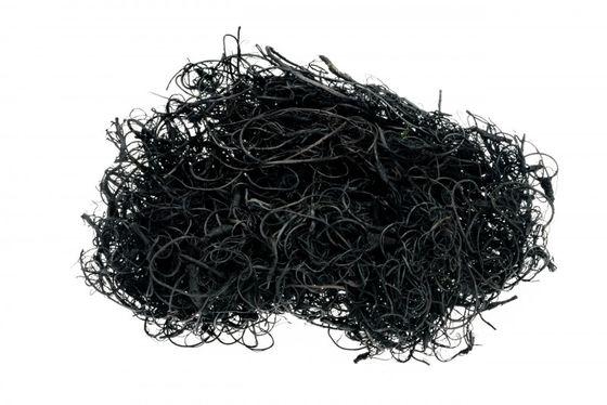 Curly Moos schwarz 500g – Bild