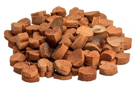 Kokos Herz natur mini 100 Stk. – Bild
