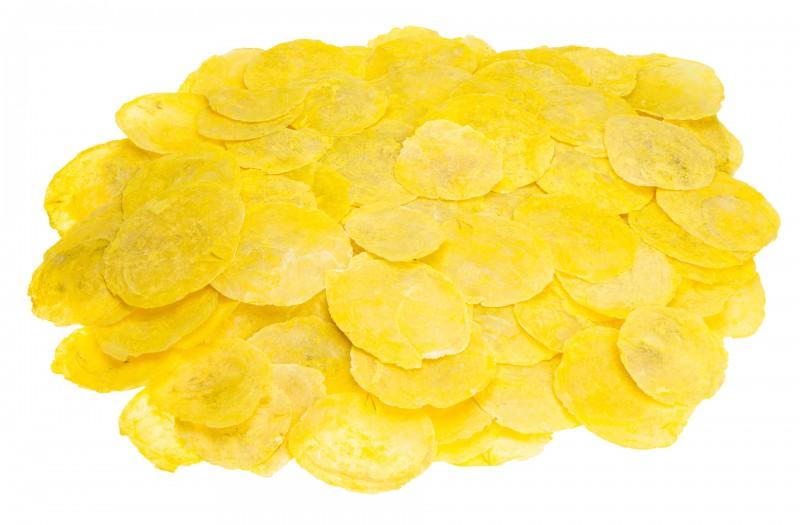 Camar gelb 0,5kg | Perlmuttscheiben