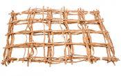 Kokosnetz natur 50x40cm 5 Stück  – Bild 1