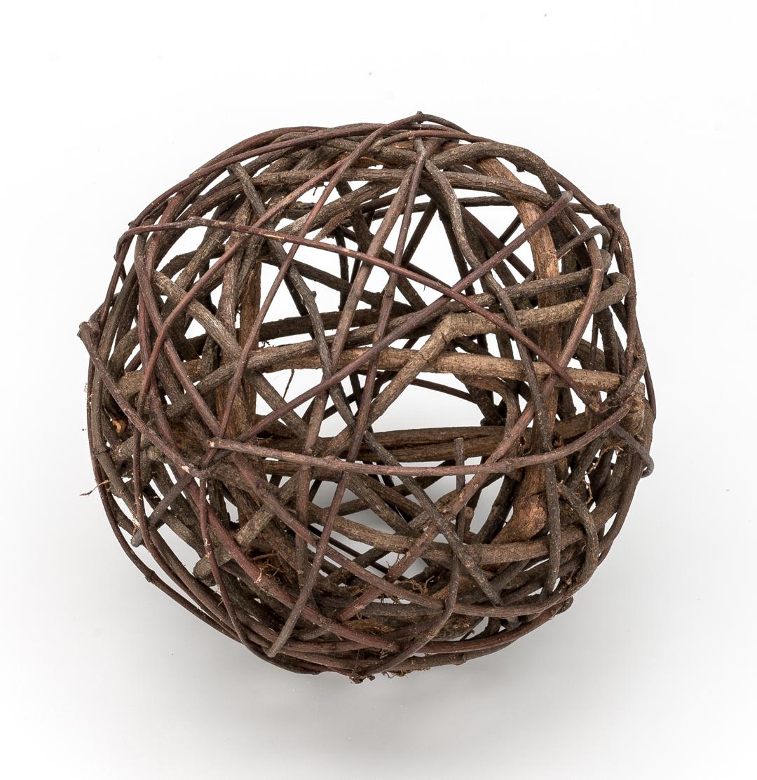 Brunch Ball natur 16cm | Rankenkugel