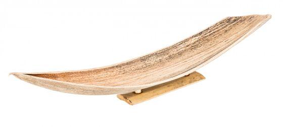 Kokosblatt 45-60cm mit Standfuß – Bild 1