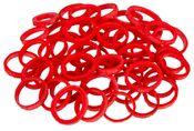Bambus Ringe rot 50 Stück, Ø5-6 cm – Bild 1