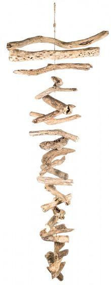 Treibholzkette XXL ca. 140cm x 60-10cm – Bild