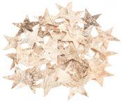 Birkenrinden Sterne groß ca. 9,5cm 35 Stk. – Bild 1