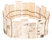 Birkenholz Läufer 12x80cm – Bild 1