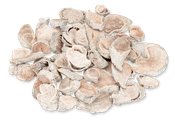 Lianen Holzscheiben weiß 0,5kg – Bild 1