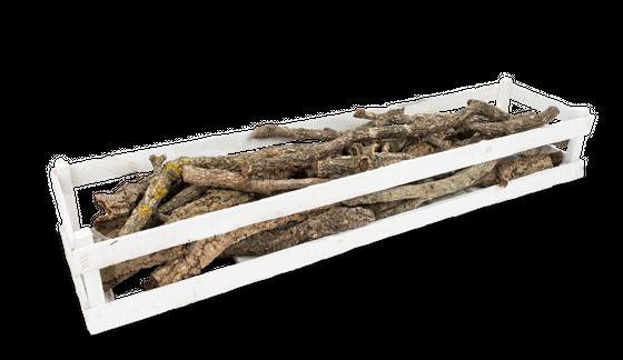 Korkeichen Stämme ca. 40-70cm 1 Kiste  – Bild 1