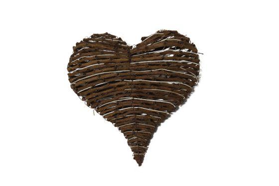 Deko Herz aus natürlichen Dekoästen ca. 20cm – Bild