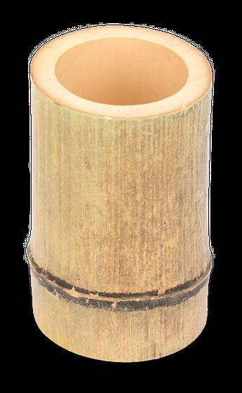NaDeco® Bambus Ringe rot 50 Stück Ø5-6 cmBambusringeBambus ScheibenDek
