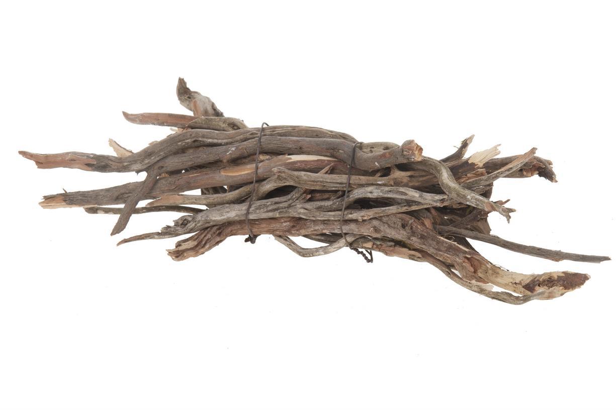 Deko Holz Bündel verwittert ca. 30-40cm