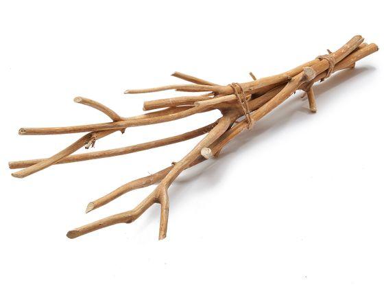 Hartriegel Zweige natur im Bund mit 5 Stück ca. 75cm | Dogwood – Bild