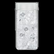 Deko Diamanten Ø 20mm ± 280g ca. 150 Stück | Dekosteine Diamanten – Bild 1