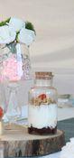 Apothekerflaschen 12 Stück ca. 16x8cm | Deko Glasflaschen – Bild 4