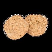 Naturkorken für Apothekerflaschen 12 Stk. ca 48x15mm Lebensmitteltauglich – Bild 2