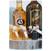 Mini Glasflaschen mit Korken 20ml 15 Stück 6x3cm | Deko Glasflaschen – Bild 2