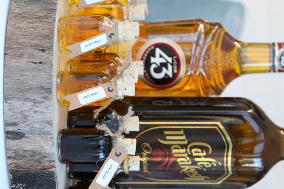 Mini Glasflaschen mit Korken 20ml 105 Stück 6x3cm | Deko Glasflaschen – Bild 4