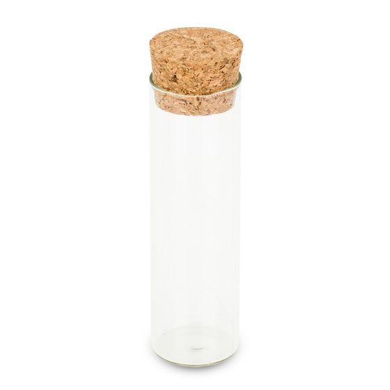 Reagenzgläser Glasröhrchen mit Korken h. 10cm Ø 3cm  12 Stück – Bild 3