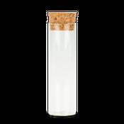 Reagenzgläser Glasröhrchen mit Korken h. 10cm Ø 3cm  12 Stück – Bild 2