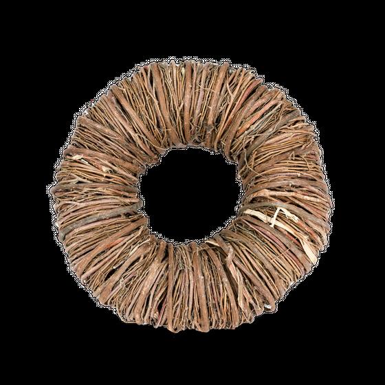 Mactan Kranz natur 20cm | Türkranz – Bild 1