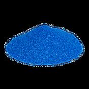 Dekosand Brilliant blau 0.1-0.5mm 425ml   Farbsand – Bild 1