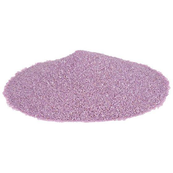 Dekosand Brilliant lila 0.1-0.5mm 425ml | Farbsand lia – Bild 1