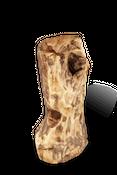 Baumstamm Gefäß ca. 20x20x50cm | Palmen Pott – Bild 2