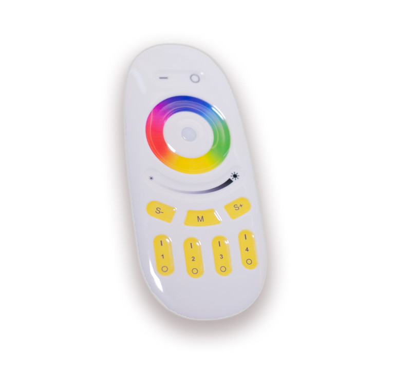 Easy Serie Touch Fernbedienung RGB-W | 4 Zonen | 2,4GHz – Bild 2