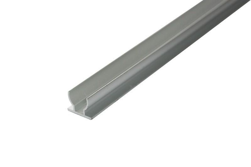 Aluminiumprofil 1m | für 13mm Lichtschlauch Rope Light