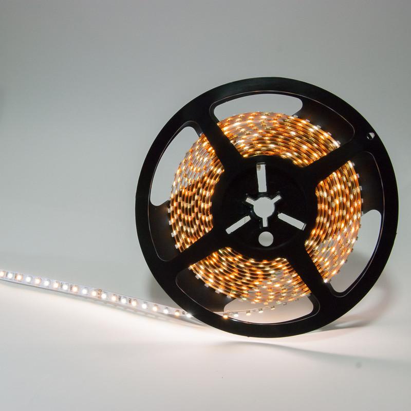 LED Streifen 5m | Dual  | 24V 48W IP20 | je 300 kalt-/warmweiße LEDs | dimmbar – Bild 1