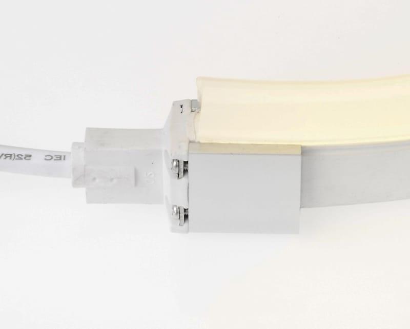 Anschlußkabel Ausgangsseite für LED Neon Flex Pro Einfarbig