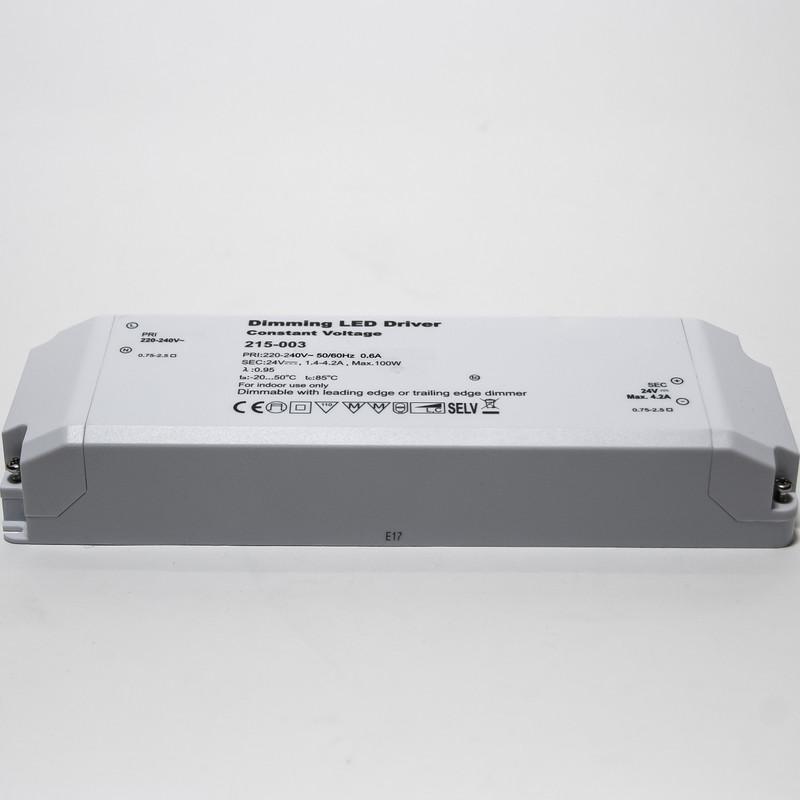 dimmbares LED Schaltnetzteil 24V - MM - 100W IP20 – Bild 2