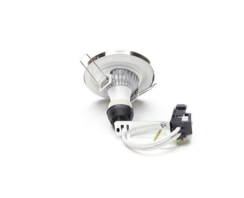 Alcor silberfarben 230V AC 1x max. 35 W - Deckeneinbauring – Bild 3