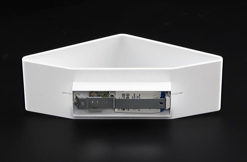 Calia Weiß 170° 230V AC 20 W 960 lm 2000-3000 K - Wandaufbauleuchte – Bild 3