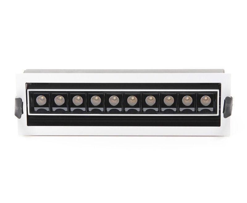 Ceti 10 Adjust weiß 45° 28-29V DC 20 W 1600 lm 3000 K - Deckeneinbauleuchte – Bild 3