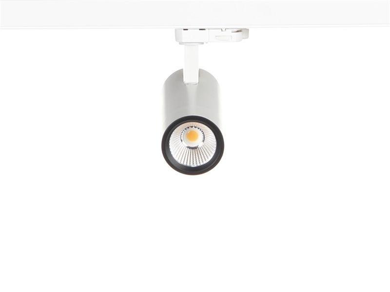 Luna 15 weiß, 4000K, 15W für Schienensystem 3-Phasen 230V – Bild 3