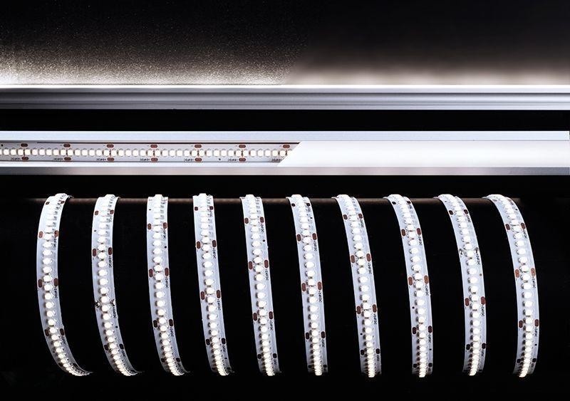 3528-240-24V-6000K-5m Weiß 120° 24V DC 90 W 6400 lm 6000 K - Flexibler LED Stripe – Bild 1