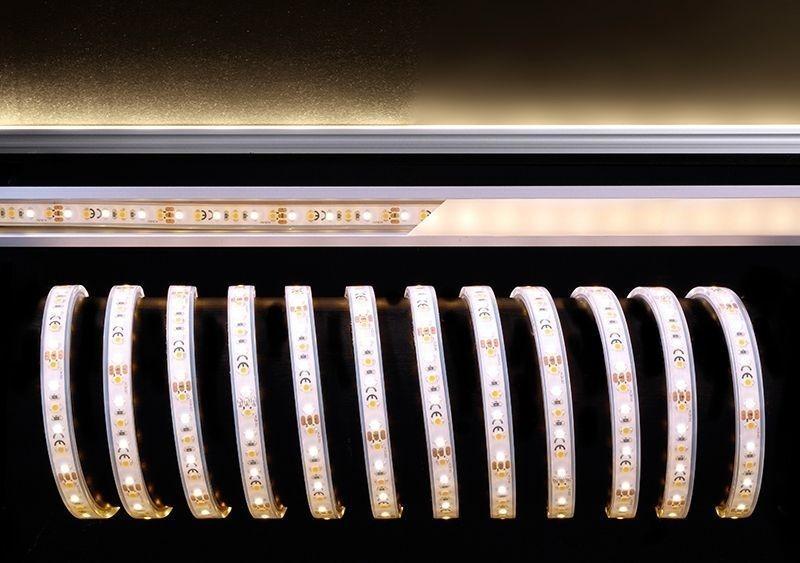 3528-120-12V-3000K+6000K-5m-Silikon Weiß 120° 12V DC 36 W 2200 lm 3000-6000 K - Flexibler LED Stripe – Bild 2
