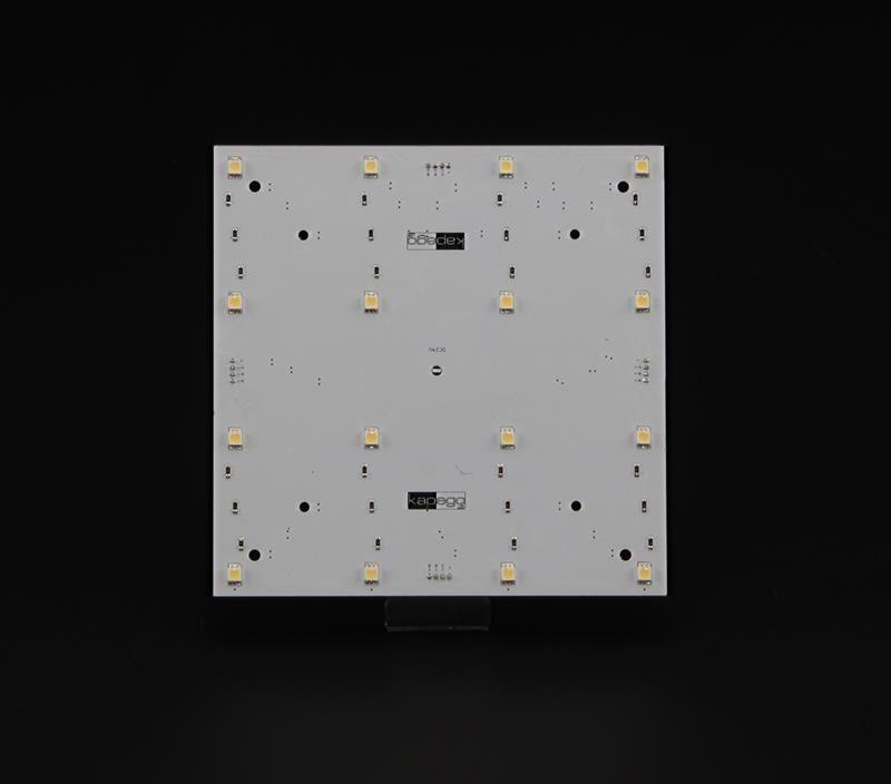 Modular Panel II 4x4 Weiß 120° 24V DC 5,50 W 290 lm 6300 K - Modular System – Bild 4
