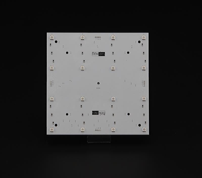 Modular Panel II 4x4 Weiß 120 ° 24V DC 5,50 W 109 lm - Modular System – Bild 4