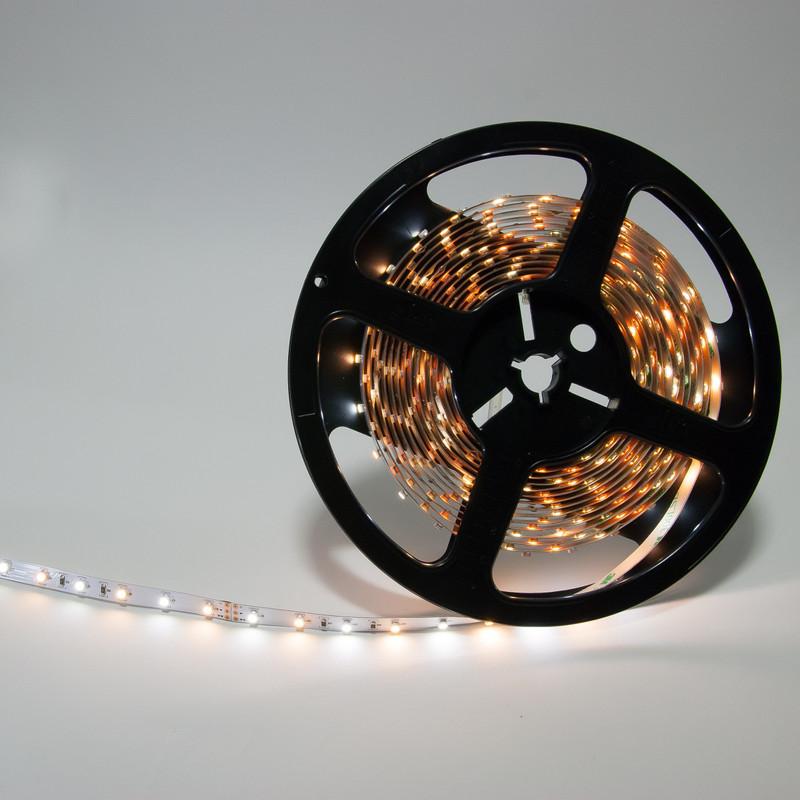LED Streifen 5m | Dual  | 12V 24W IP20 | 600 LEDs | dimmbar