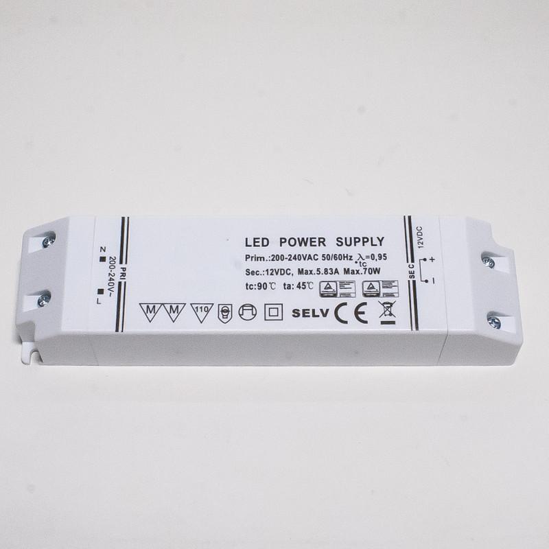 LED Schaltnetzteil MM 12V - 70W IP20 – Bild 3