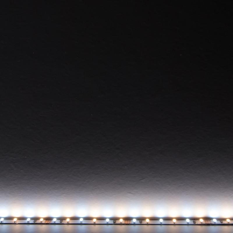 LED Streifen 5m | Dual  | 12V 72W IP20 | je 300 warm-/kaltweiße LEDs | dimmbar | 6mm – Bild 3
