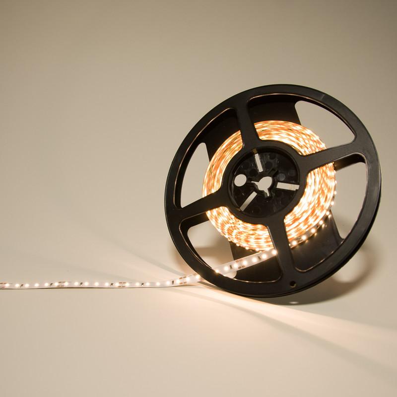 LED Streifen 5m | 3000K | 24V 48W IP20 | dimmbar | 2216