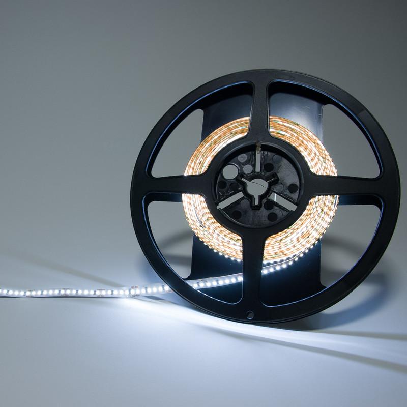 LED Streifen 5m | kaltweiß  | 24V 96W IP20 | 1200 LEDs | dimmbar | 2216 – Bild 1