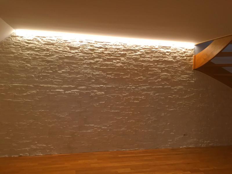 LED Streifen 5m | warmweiß  | 24V 96W IP20 | 1200 LEDs | dimmbar – Bild 4